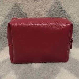 Ulta Magenta Cosmetic Pouch NWOT